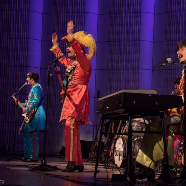 BEATLES Symphonic / THE BACKWARDS – WORLD BEATLES SHOW