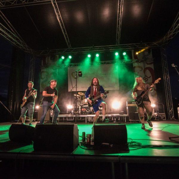 Slovácké léto – AC DC revival