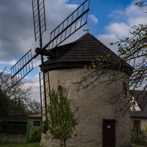 Větrný mlýn ve Štípě
